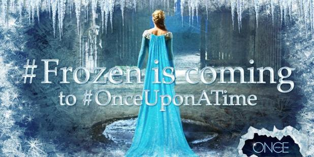 Once Upon A Time season 4 promotional poster