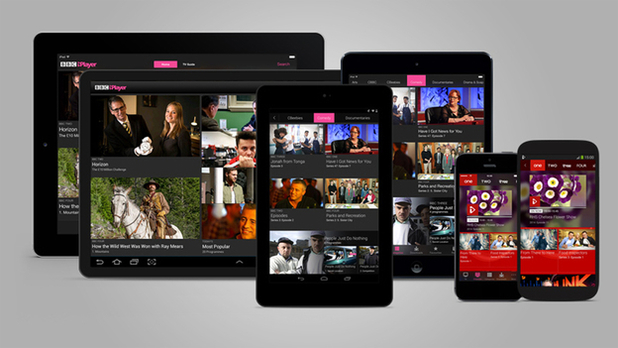 The new BBC iPlayer mobile app