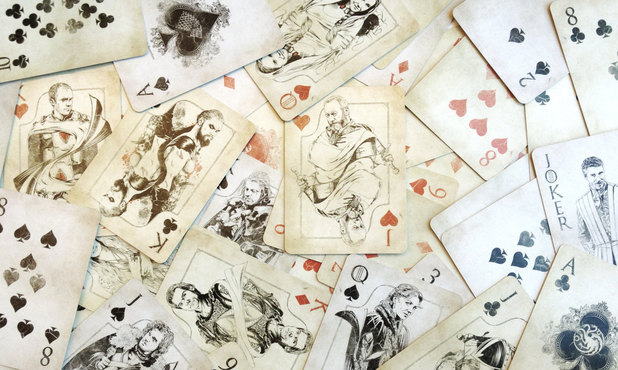 Game of Thrones cards