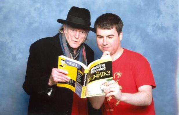 Game of Thrones Red Wedding joke with David Bradley