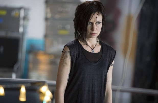 Mary Lynn Rajskub as Chloe in 24: Live Another Day: '3:00 PM - 4:00 PM'