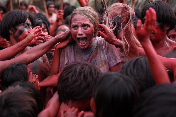 Kirby Bliss in The Green Inferno