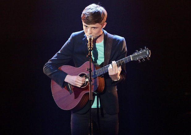 Britain's Got Talent second live semi-final: James Smith