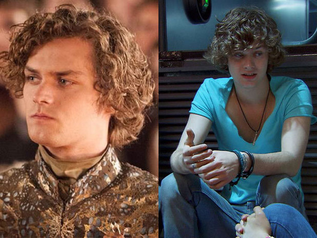 Game of Thrones stars then and now: Finn Jones