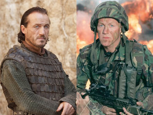 Game of Thrones stars then and now: Jerome Flynn