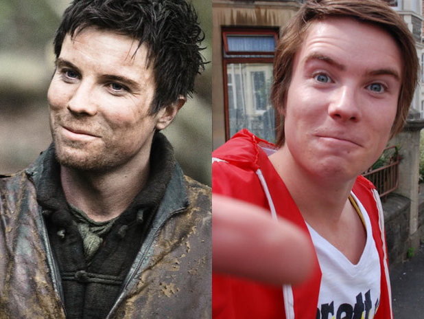 Game of Thrones stars then and now: Joe Dempsie