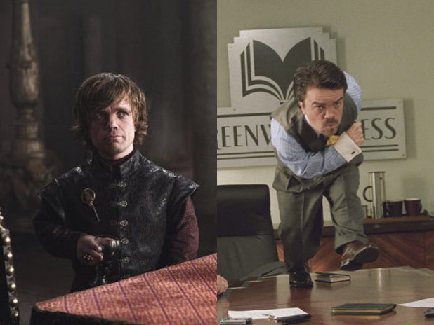 Game of Thrones stars then and now: Peter Dinklage