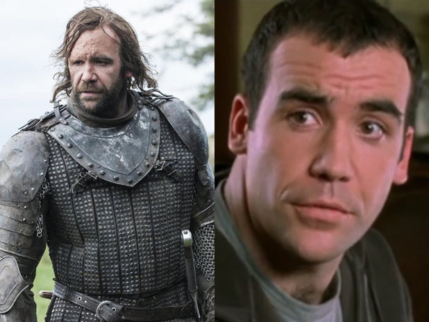 Game of Thrones stars then and now: Rory McCann