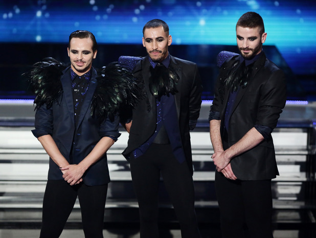 Britain's Got Talent third live semi-final: Yanis Marshall, Arnaud and Mehdi