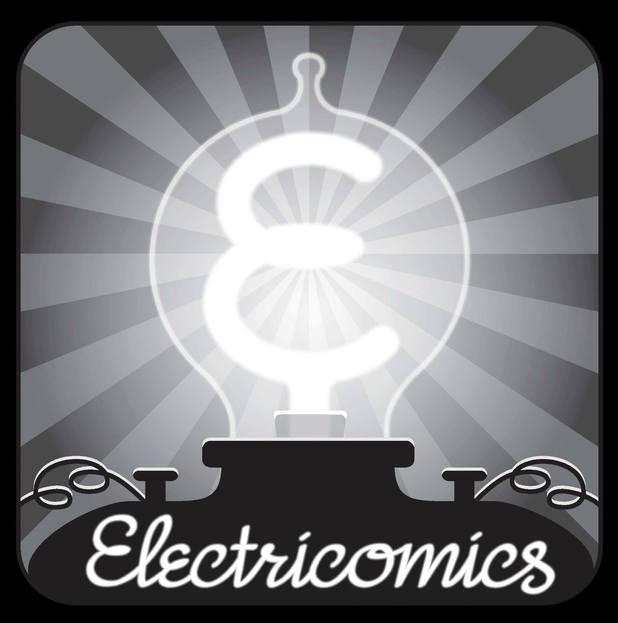 Electricomics logo