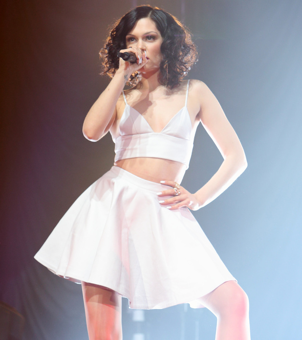 Jessie J performs on May 31, 2014 in Madrid, Spain.