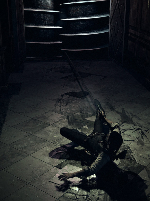 The Evil Within is coming to PC, current and next-gen consoles