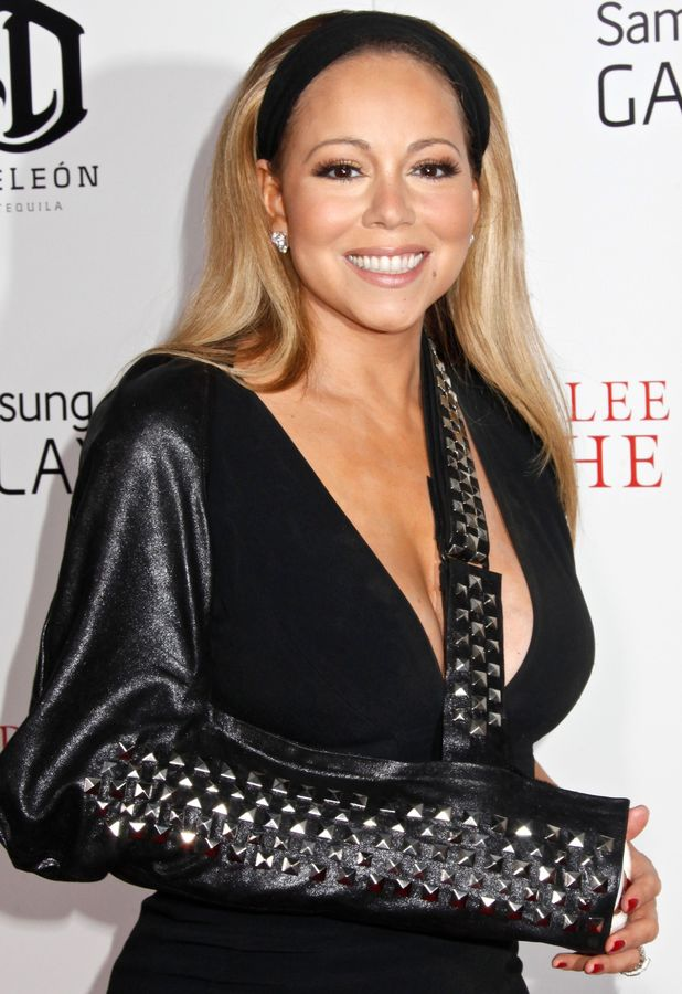 'Lee Daniels' The Butler' film premiere, New York, America - 05 Aug 2013 Mariah Carey 5 Aug 2013