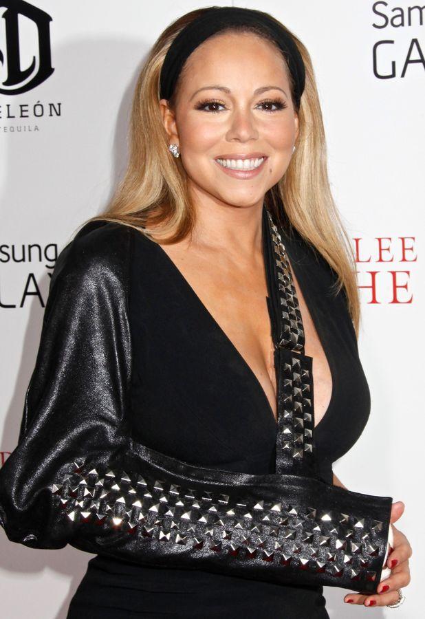 'Lee Daniels' The Butler' film premiere, New York, America - 05 Aug 2013 Mariah Carey 5 Aug 2013