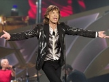 The Rolling Stones perform live in Oslo, Norway