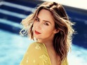 Emily Blunt talks about marriage and becoming a mother with Harper's Bazaar.