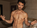 You lot went crazy for actor Giulio Berruti, so here he is with basically nothing on!