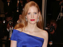"Jessica Chastain wonders ""why is it taking so long"" for a female superhero film."
