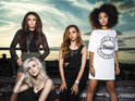 The girl group talk about their new single and next studio album.