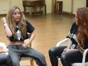 Girl group take on the mime challenge to name their own song titles.