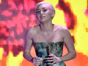 See James Arthur, Ricky Martin and Pamela Anderson's mad wig at the World Music Awards.