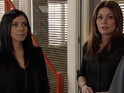 Carla steps in as Michelle and Steve struggle with their break-up.