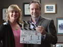 Laurie Brett and Neil Pearson kicked off the show's final chapter yesterday.