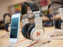 New microsite includes Beats headphones, speakers and other accessories.