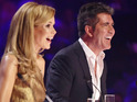 The TV star adds that she'd love to be a judge on Strictly.