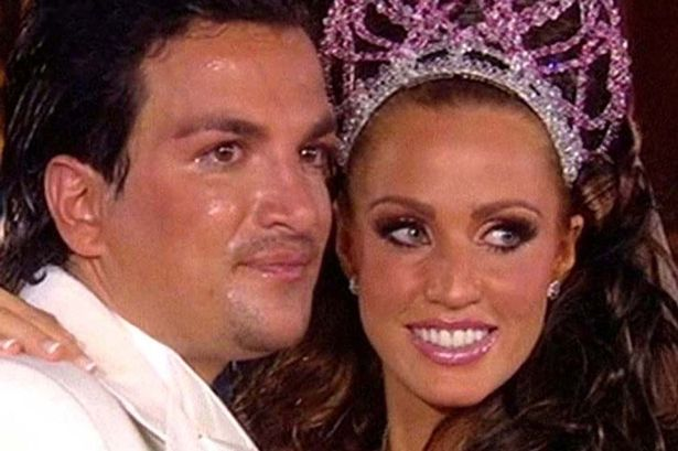 Katie Price, Peter Andre wedding