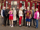 EastEnders wins top prize at Inside Soap Awards 2014