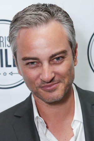 Del Frisco's Grille Grand Opening - Santa Monica, CA Caption:SANTA MONICA, CA - JULY 17: Actor Kerr Smith attends the Grand Opening of Del Frisco's Grille on July 17, 2013 in Santa Monica, California. (Photo by Tiffany Rose/WireImage)