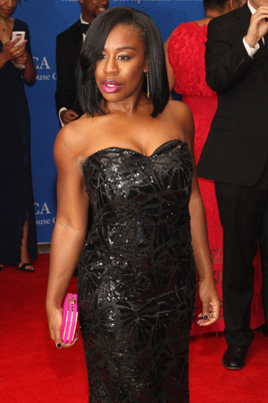 WASHINGTON, DC - MAY 03: Actress Uzo Aduba attends the 100th Annual White House Correspondents' Association Dinner at the Washington Hilton on May 3, 2014 in Washington, DC. (Photo by Paul Morigi/WireImage)
