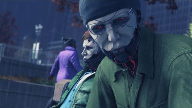 Watch Dogs 'Conspiracy' Digital Trip screenshot