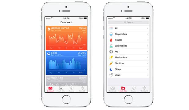 iOS 8 healthkit