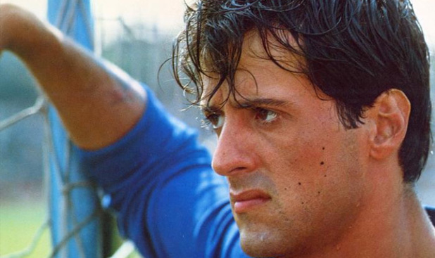 Sylvester Stallone in Escape To Victory (1981)