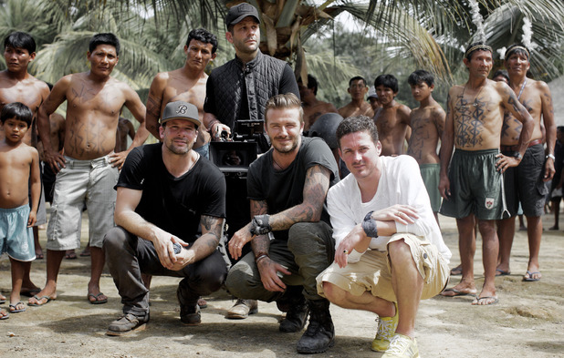 David Beckham Into The Unknown: Derek White, Anthony Mandler, David Beckham, Dave Gardner