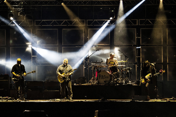 Pixies at Primavera