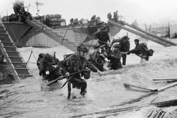 The Normandy D-Day Landings, 1944