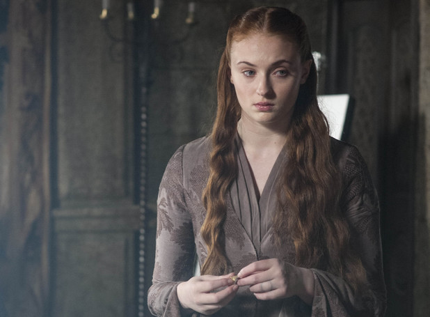 Sophie Turner in Game of Thrones S04E08: 'The Mountain and the Viper'