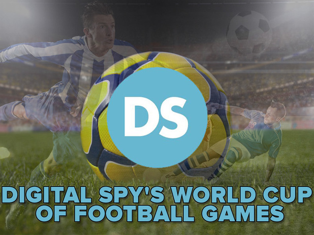 Digital Spy's World Cup of Football Games