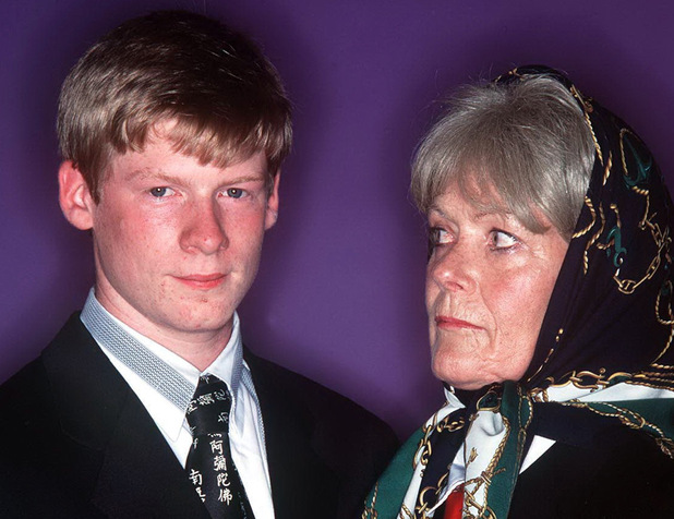 'Stars and Their Doubles' - 2001 Lookalikes Prince Harry and Camilla Parker Bowles 2001