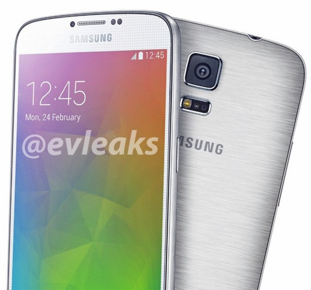 Galaxy F (previously known as Galaxy S5 Prime)