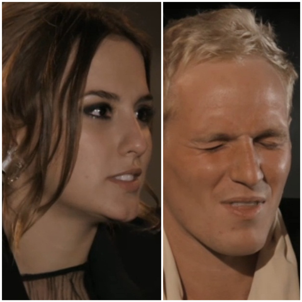 Jamie Laing and Lucy Watson