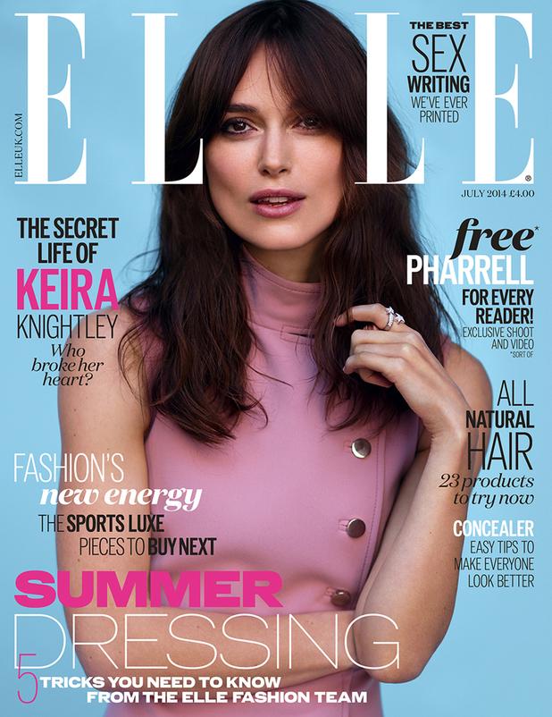 Keira Knightley, Elle