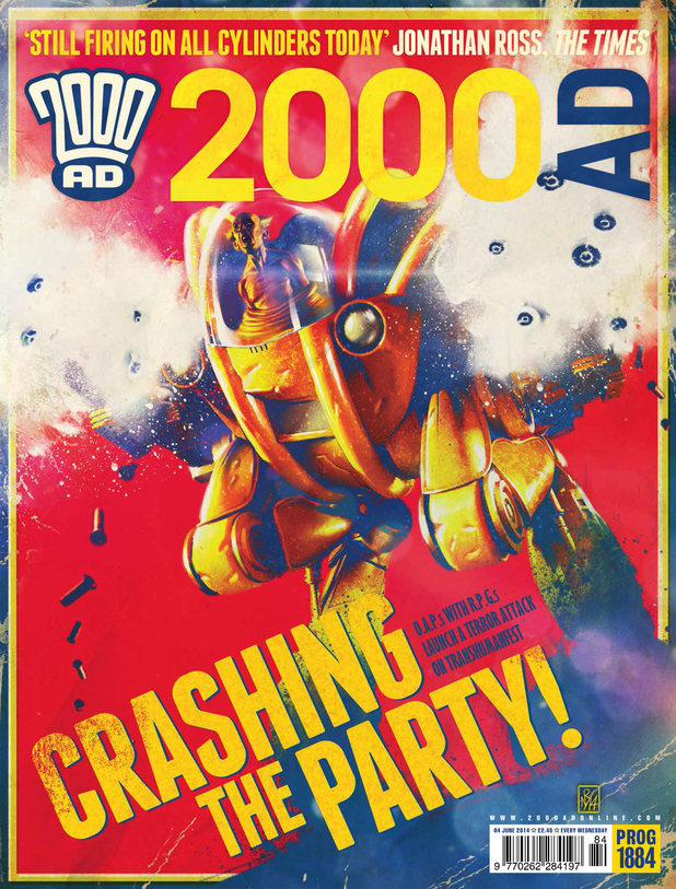 2000 AD Prog 1884