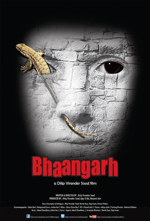 Bhaangarh movie poster