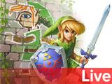 Legend of Zelda: A Link Between Worlds live blog