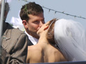 American Sniper stars pictured dancing and kissing for new Clint Eastwood film.