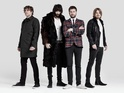 Kasabian's 48:13 knocks Sam Smith off the top of the UK albums charts.
